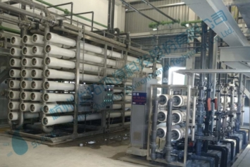 21080tpd seawater desalination project of Takala Thermal Power Plant, Indonesia