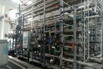 Acid Wastewater Recycling Project of a Titanium Dioxide Company in Zhejiang