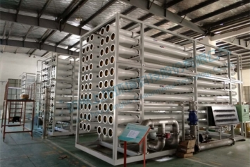 Huaneng cogeneration power plant 20000TPD seawater desalination project