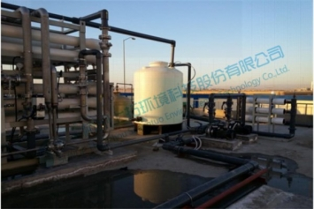 Large-scale Skid-Mounted Brackish Water Desalination