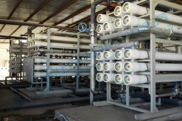 Large-scale Skid-Mounted Seawater Desalination