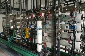 Skid-Mounted Seawater Desalination